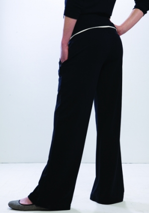 Same Sweats - Jet Black :  eco-fashion eco comfy soft